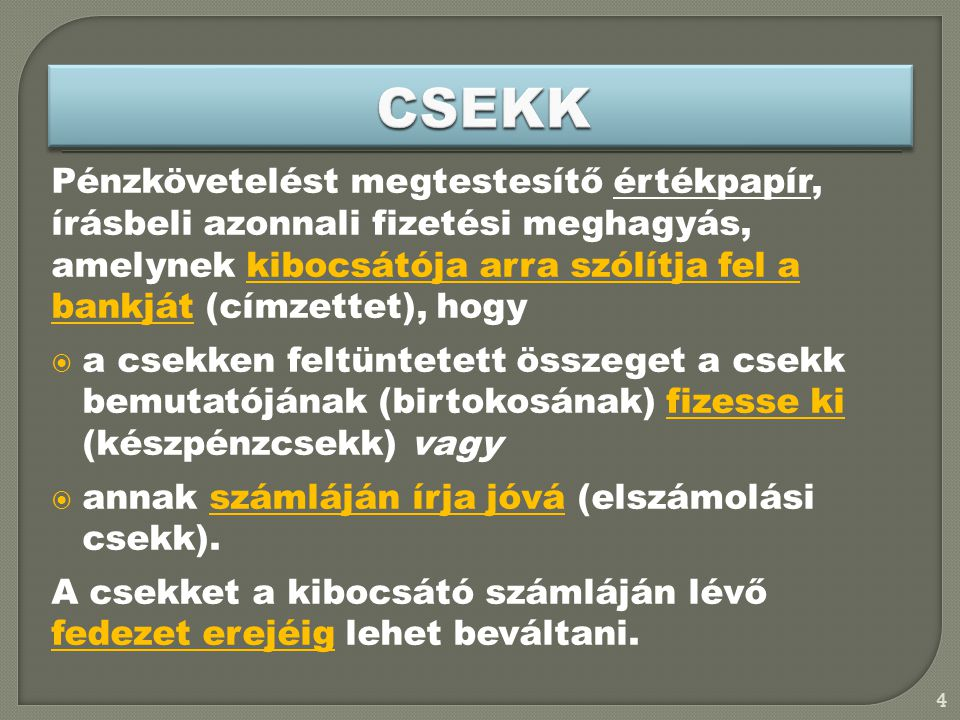 CSEKK