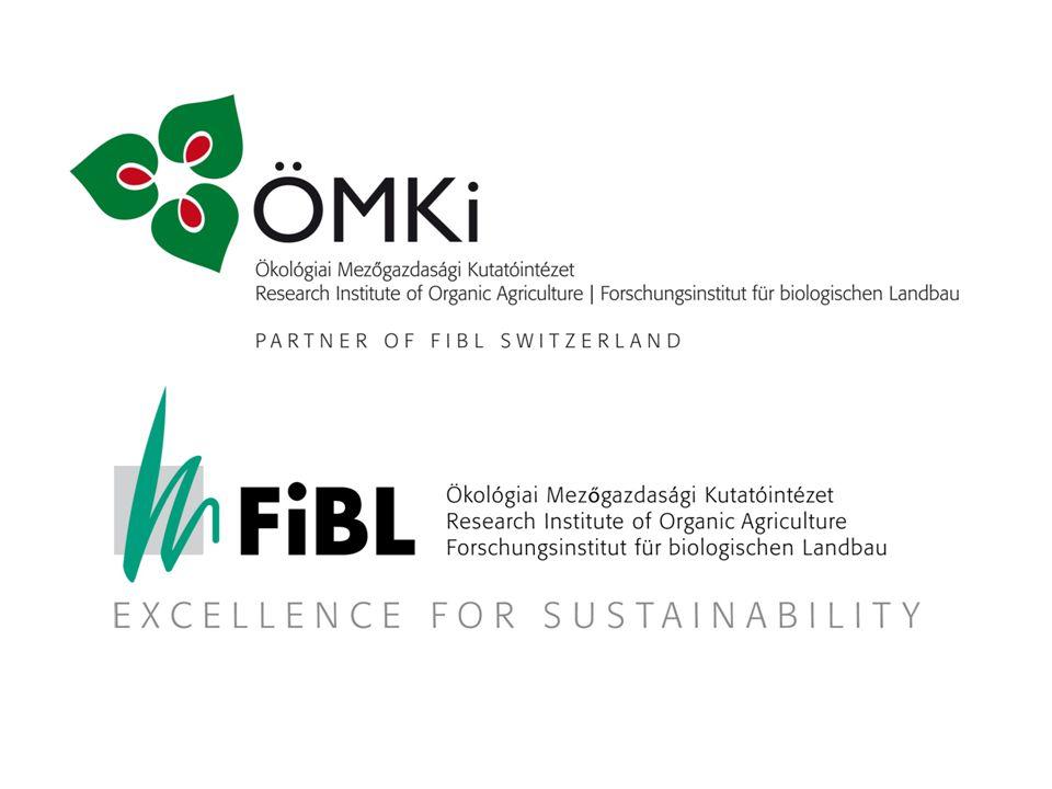 Nemzetközi színvonalú, az ökológiai mezőgazdaságot és élelmiszeripart kutató és fejlesztő intézmény - az Ökológiai Mezőgazdasági Kutatóintézetet (ÖMKI) - létrehozása és működésének megalapozása Magyarországon.
