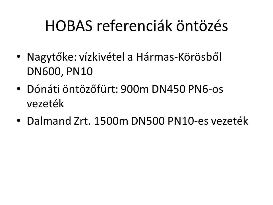 HOBAS referenciák öntözés