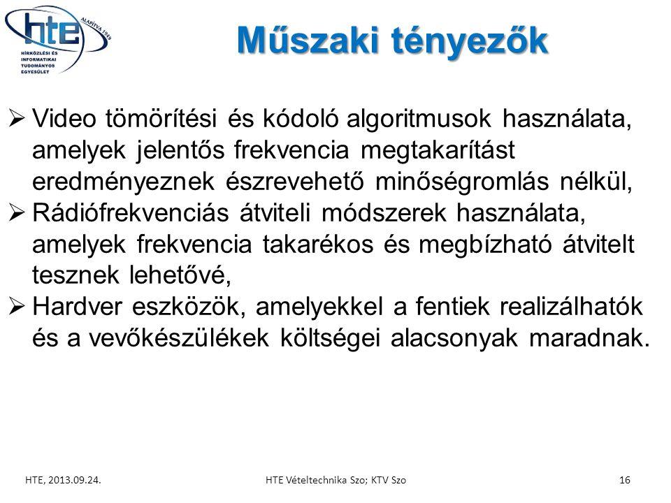 HTE Vételtechnika Szo; KTV Szo
