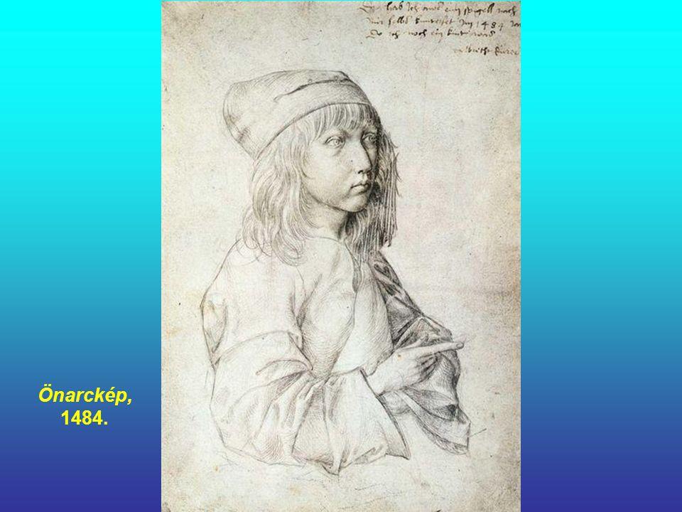 Önarckép, 1484.