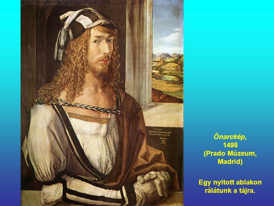 Önarckép, 1498 (Prado Múzeum, Madrid)