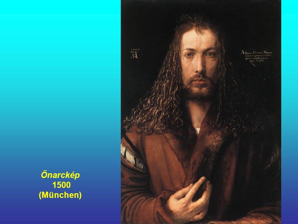Önarckép 1500 (München)