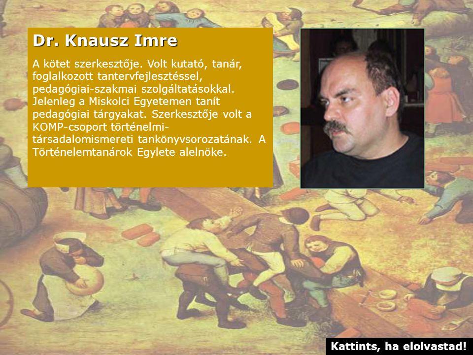 Dr. Knausz Imre