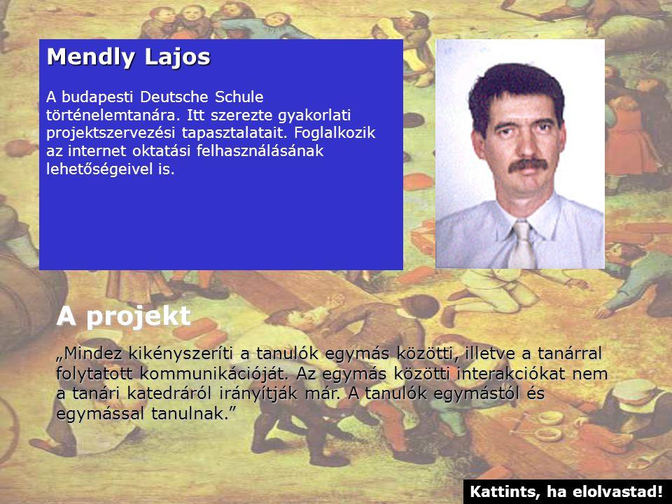 Mendly Lajos