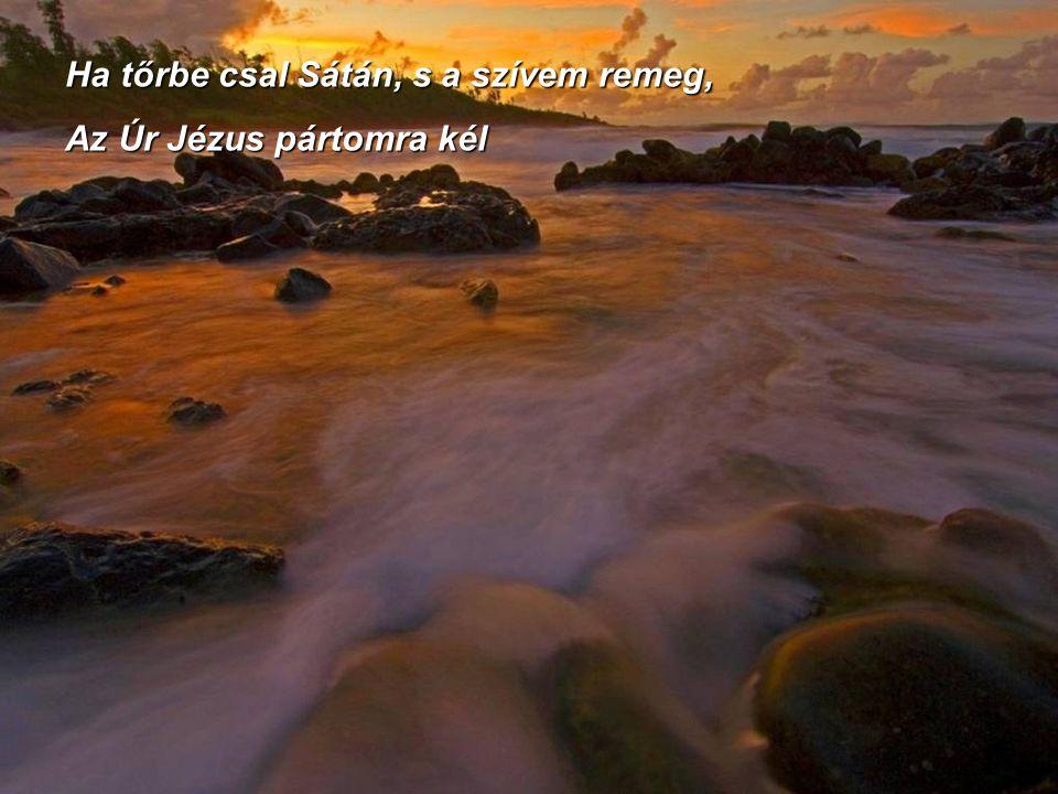 Ha tőrbe csal Sátán, s a szívem remeg,