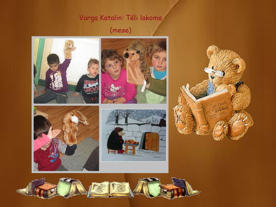 Varga Katalin: Téli lakoma