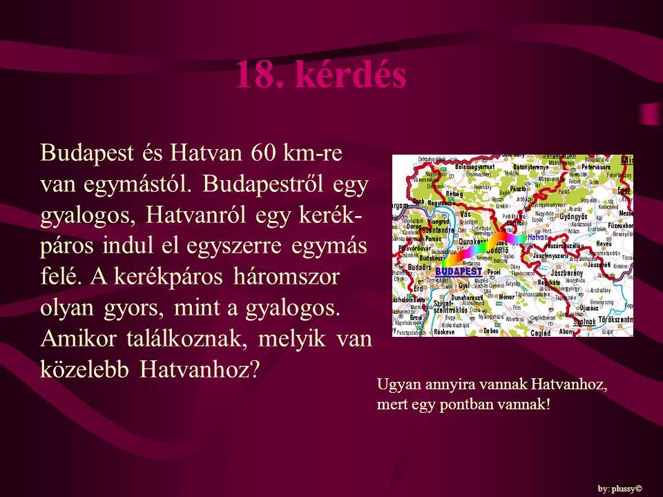 18. kérdés