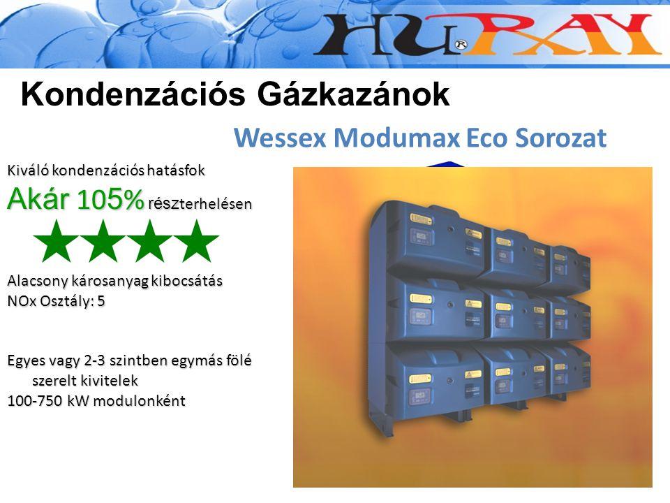 Wessex Modumax Eco Sorozat