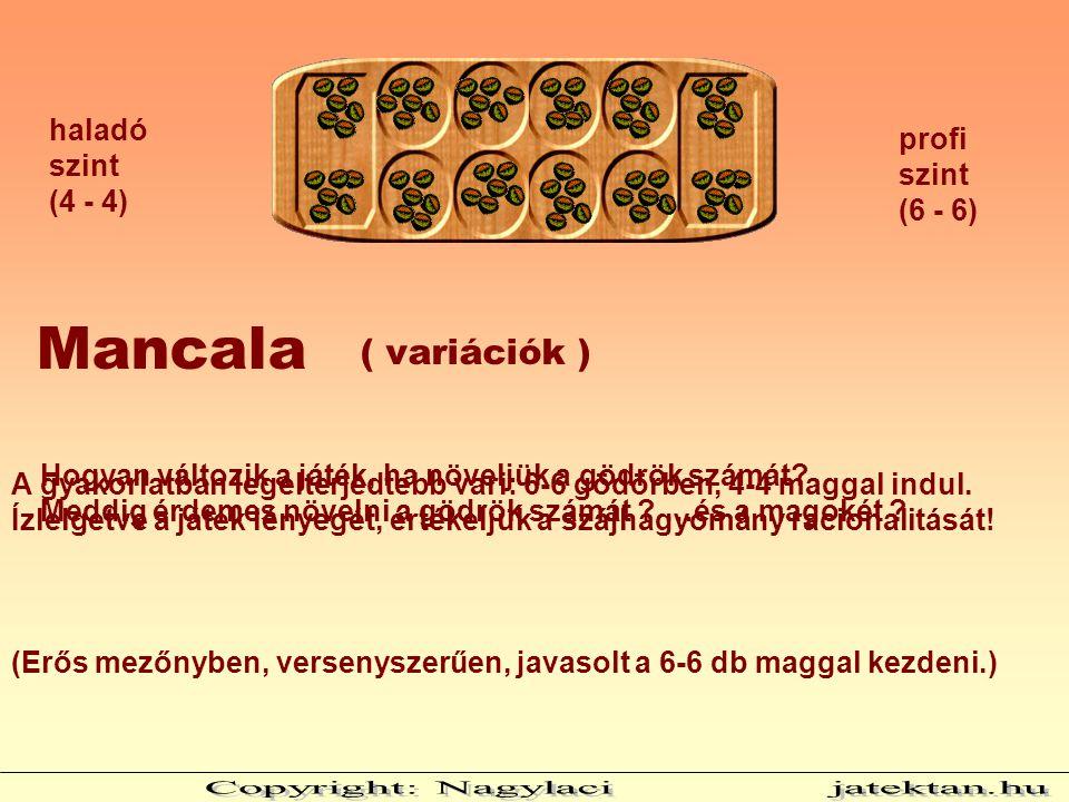 Copyright: Nagylaci jatektan.hu