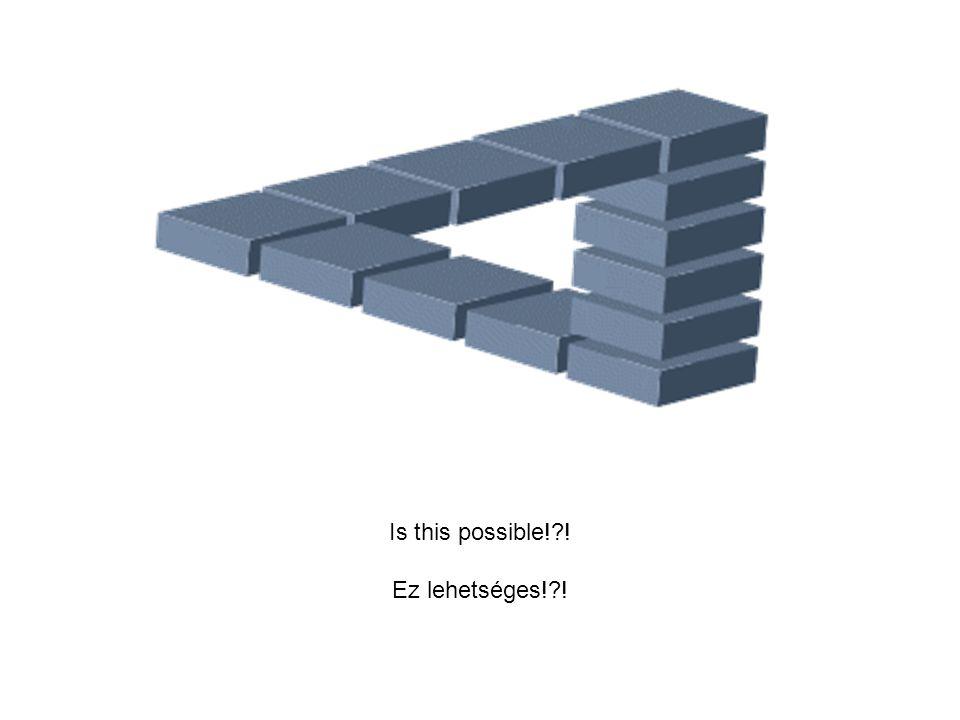Is this possible! ! Ez lehetséges! !