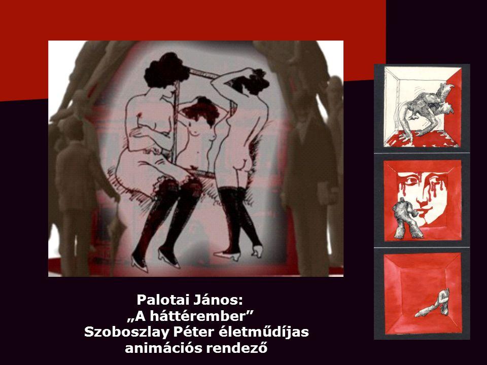 Szoboszlay Péter életműdíjas