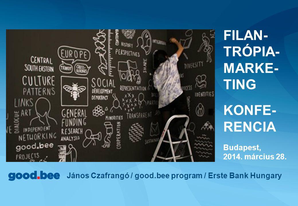 FILAN- TRÓPIA- MARKE- TING KONFE- RENCIA Budapest, 2014. március 28.