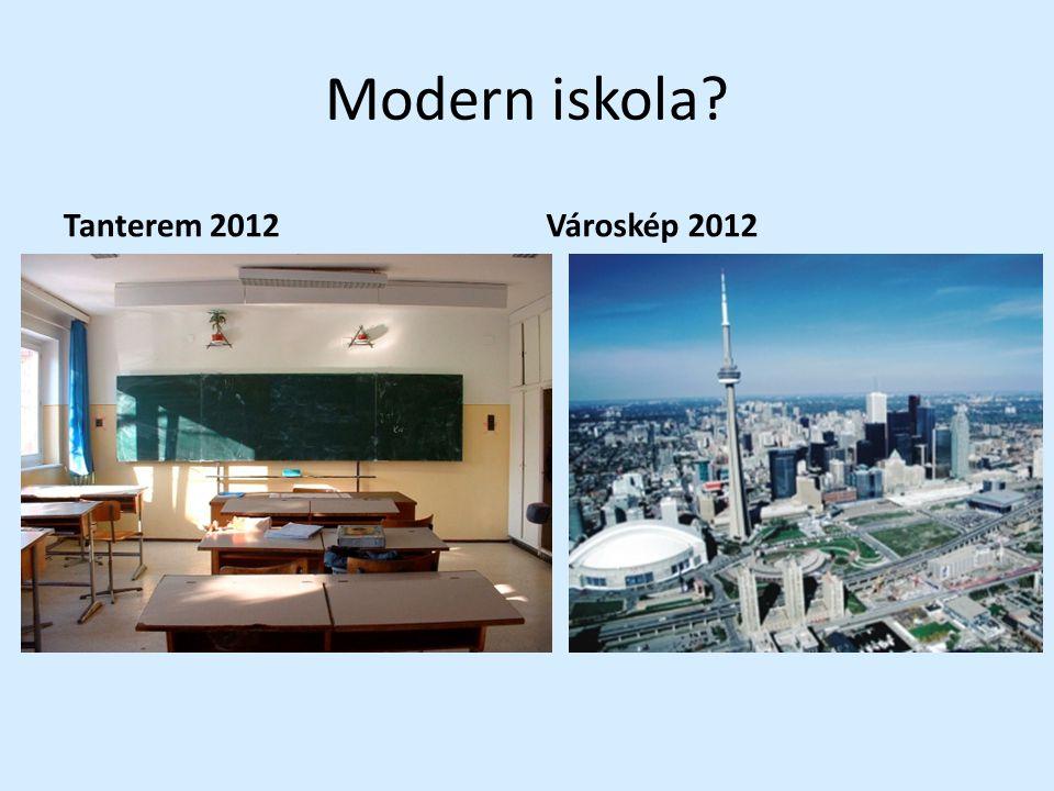 Modern iskola Tanterem 2012 Városkép 2012
