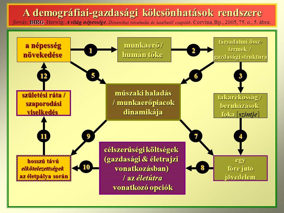 célszerűségi költségek (gazdasági & életrajzi