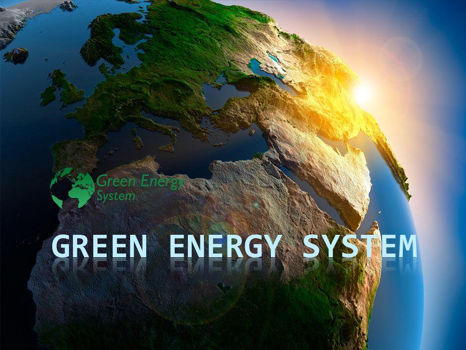GREEN ENERGY SYSTEM