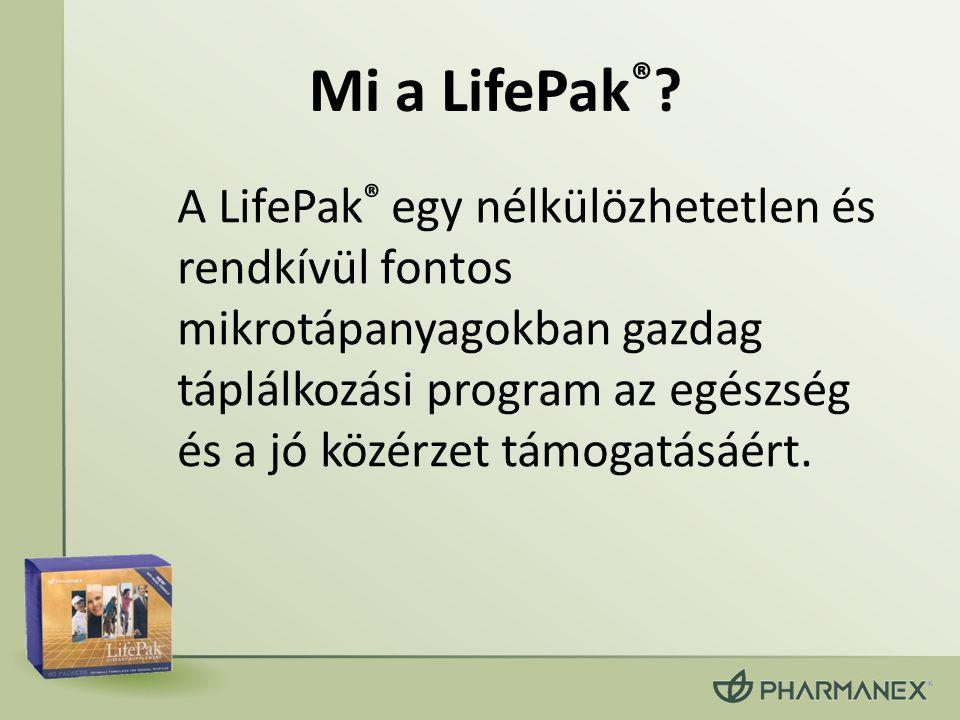Mi a LifePak®