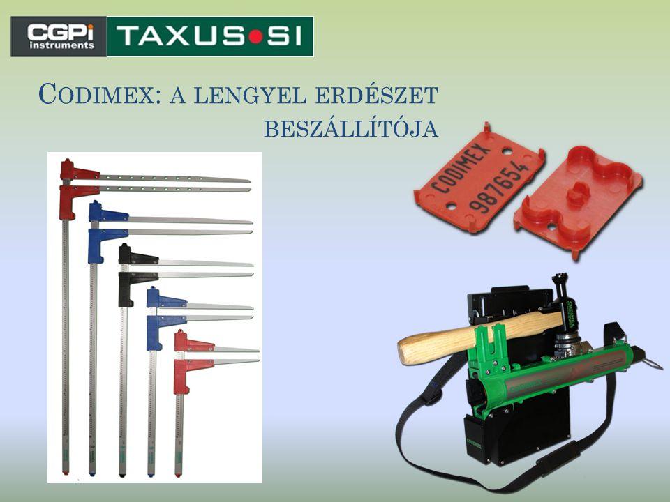 Codimex: a lengyel erdészet beszállítója