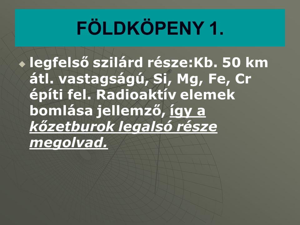 FÖLDKÖPENY 1.