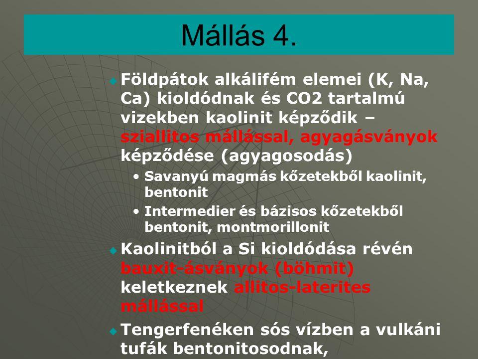 Mállás 4.