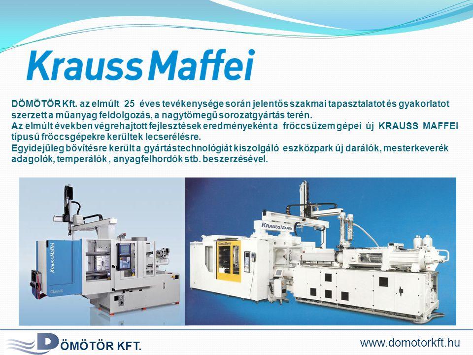 www.domotorkft.hu ÖMÖTÖR KFT.