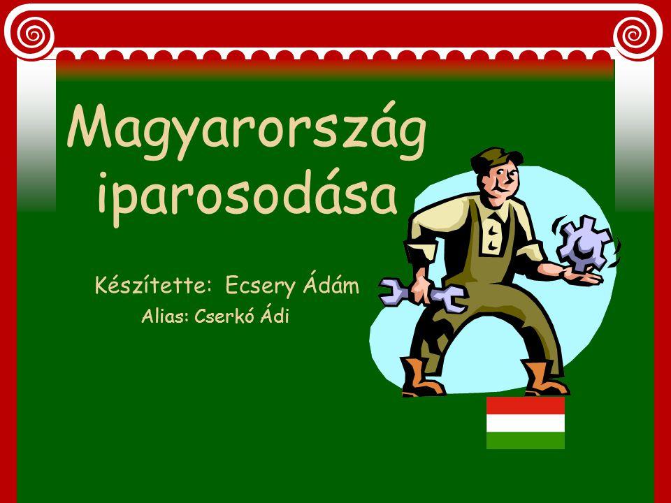 Magyarország iparosodása