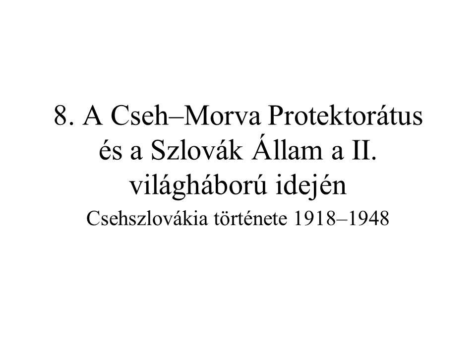 Csehszlovákia története 1918–1948