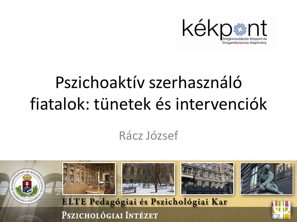 Pszichoaktív szerhasználó fiatalok: tünetek és intervenciók