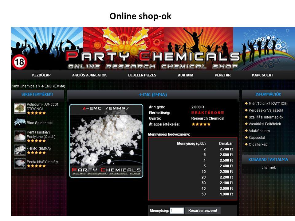 Online shop-ok