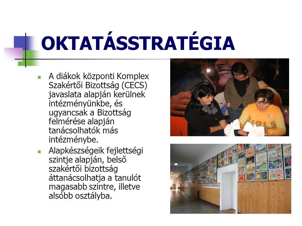 OKTATÁSSTRATÉGIA