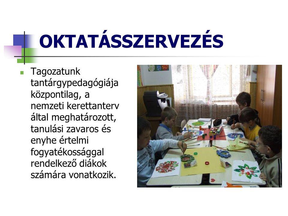OKTATÁSSZERVEZÉS