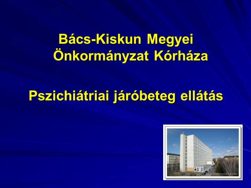 Bács-Kiskun Megyei Önkormányzat Kórháza