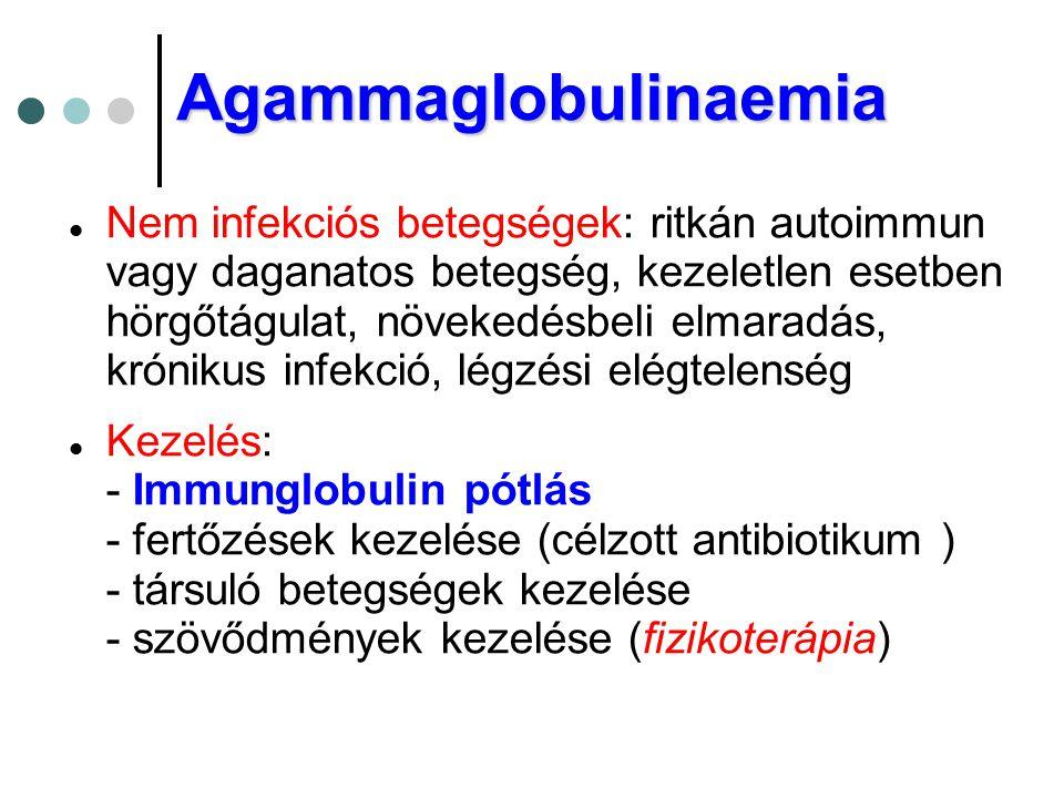 Agammaglobulinaemia