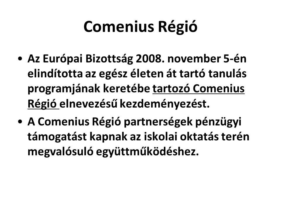 Comenius Régió