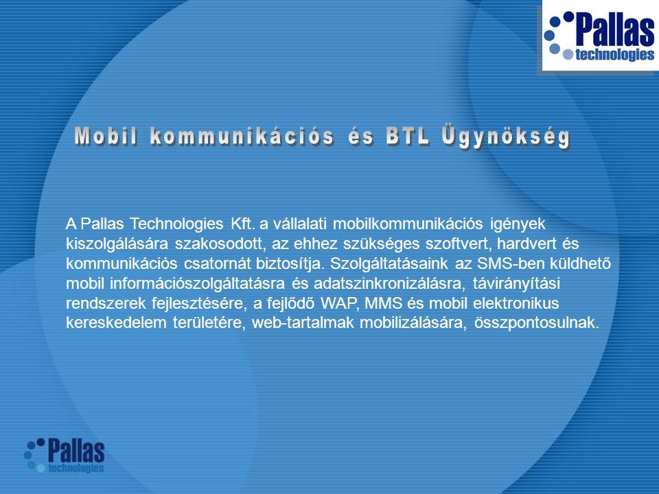 Mobil kommunikációs és BTL Ügynökség