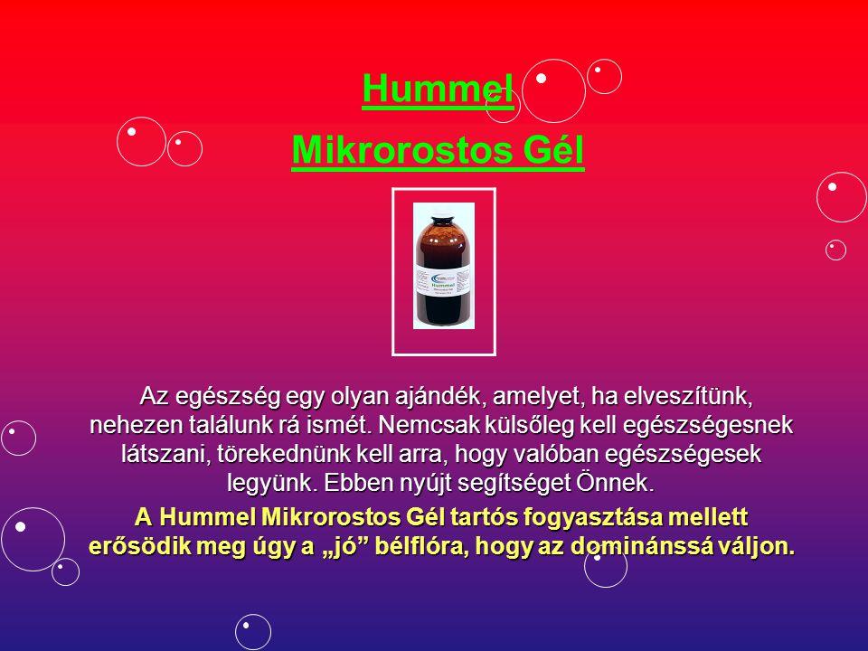 Hummel Mikrorostos Gél