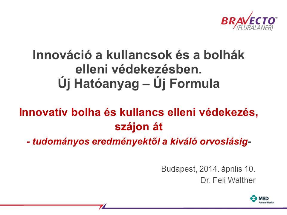 Budapest, 2014. április 10. Dr. Feli Walther