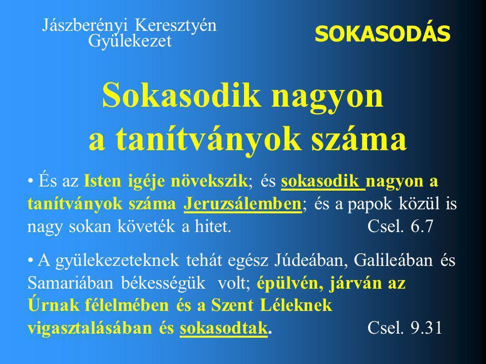 Jászberényi Keresztyén Gyülekezet