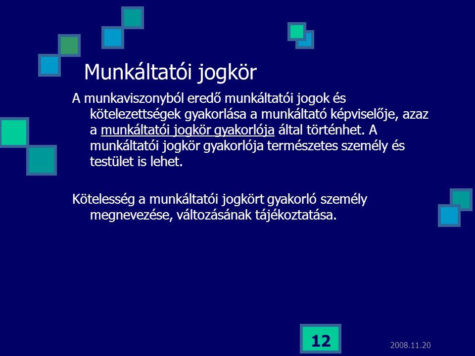 2017.04.03. Munkáltatói jogkör.