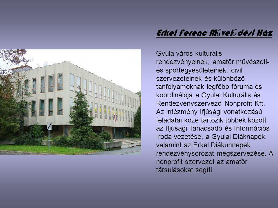 Erkel Ferenc Művelődési Ház