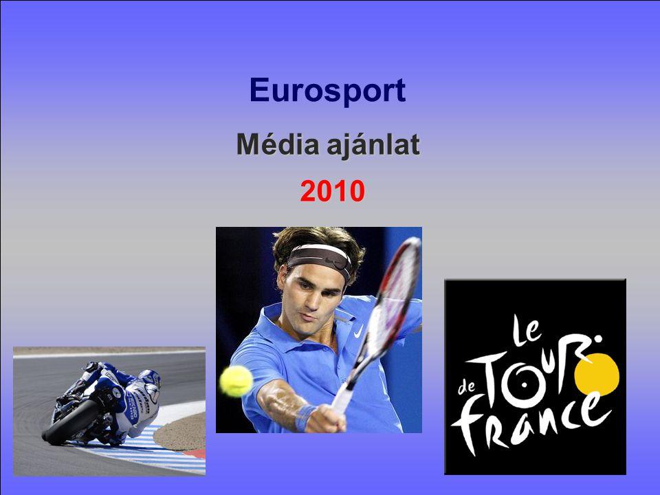 Eurosport Média ajánlat 2010