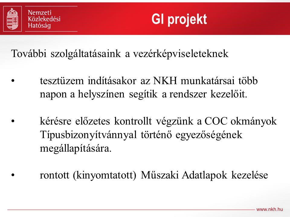 GI projekt GI projekt További szolgáltatásaink a vezérképviseleteknek