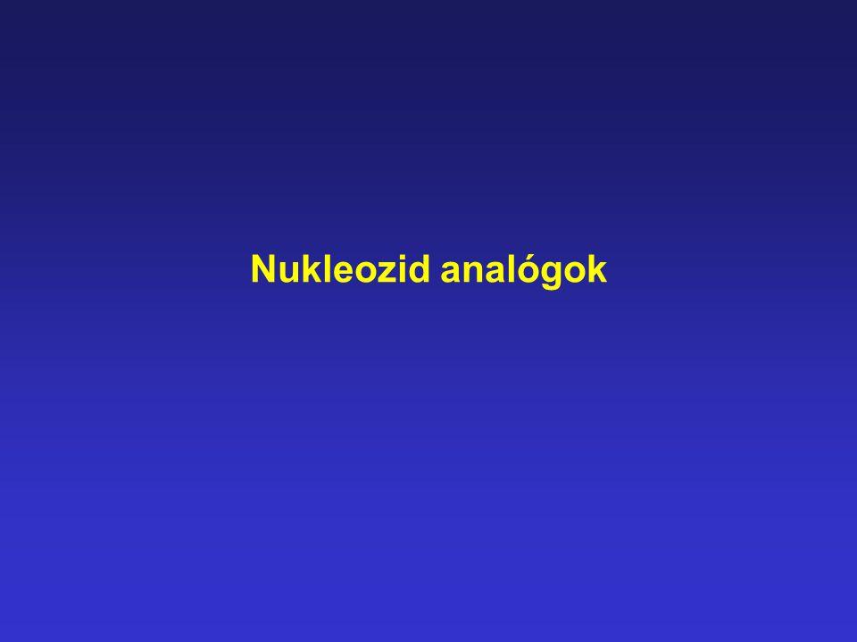Nukleozid analógok