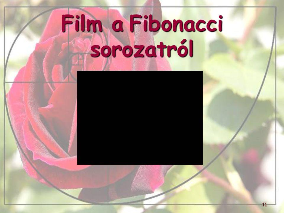 Film a Fibonacci sorozatról