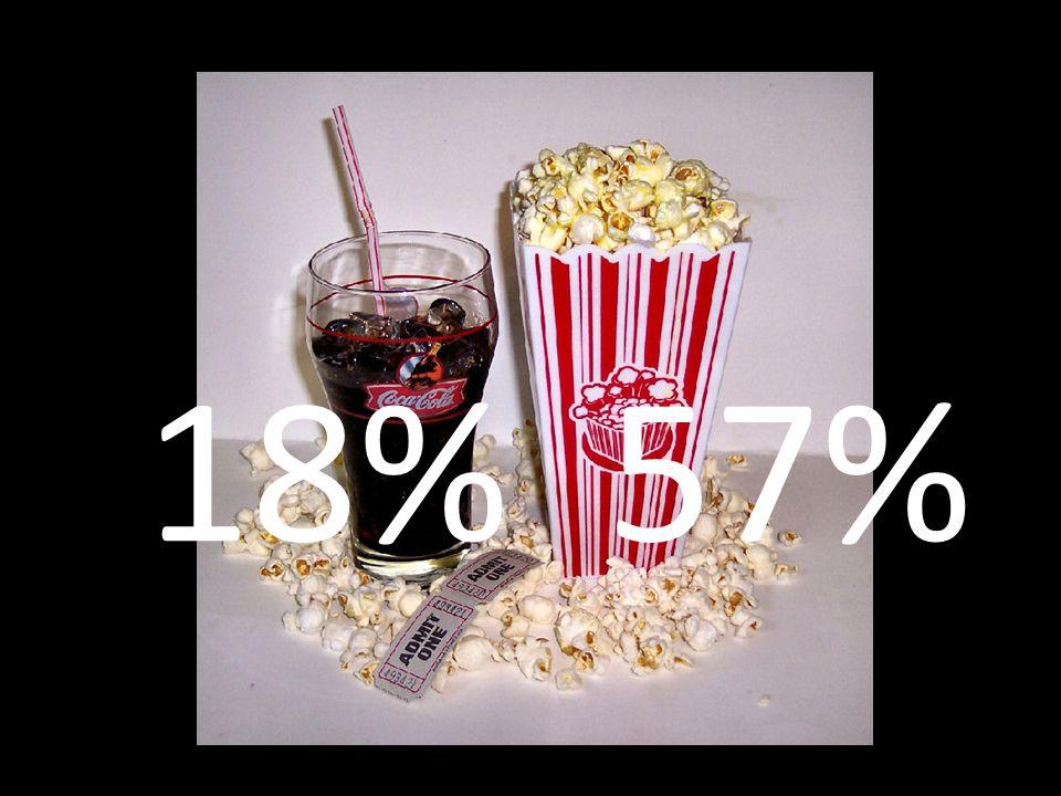 18% 57%