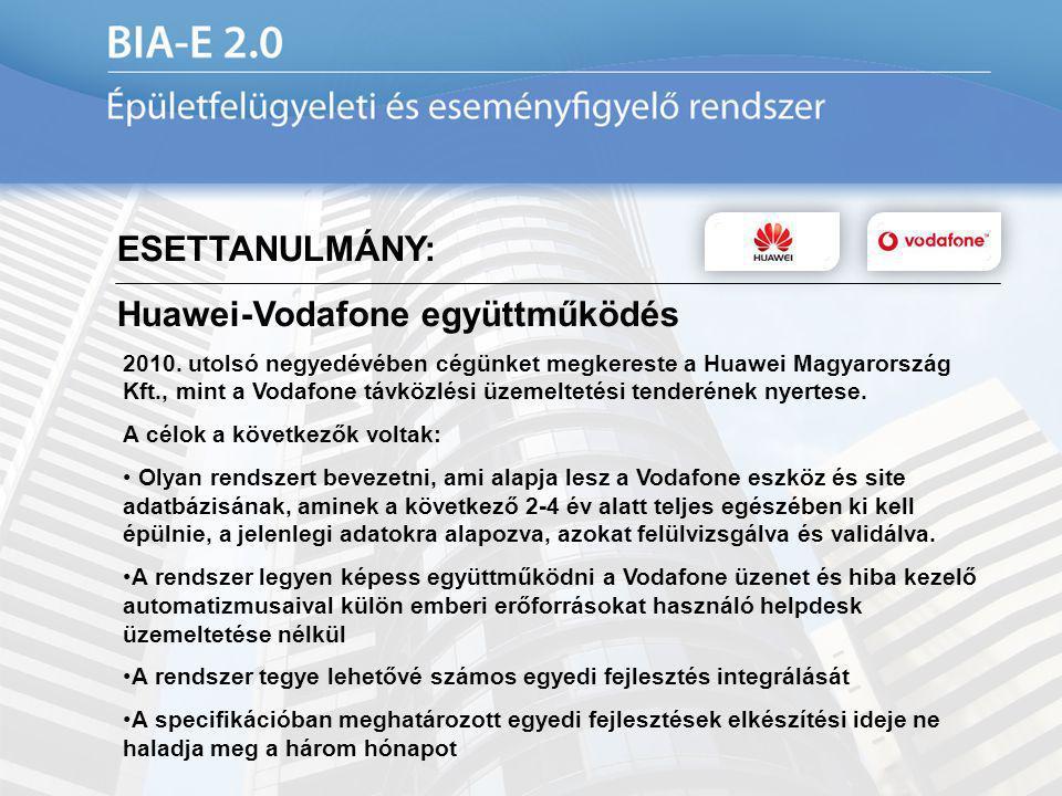 Huawei-Vodafone együttműködés