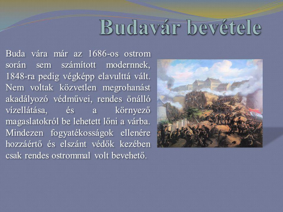 Budavár bevétele