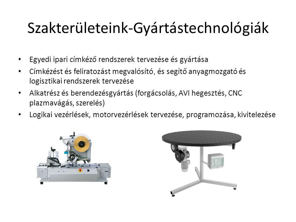 Szakterületeink-Gyártástechnológiák