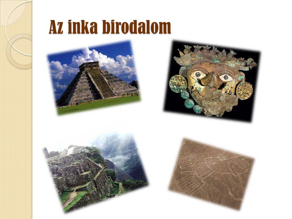 Az inka birodalom