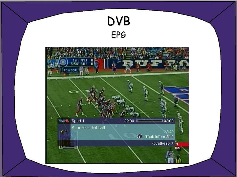 DVB EPG